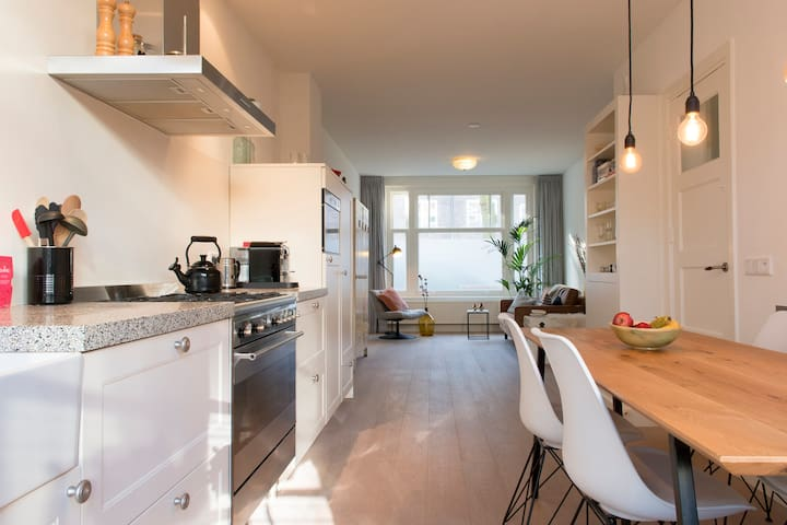 Cozy Apartment with Private Garden