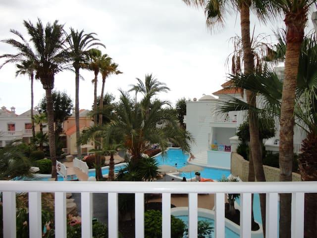 Beachside apartment Fañabe - Costa Adeje - Leilighet
