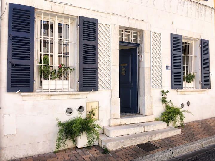 La Maison d'Adrien, Studio 2, proche du port