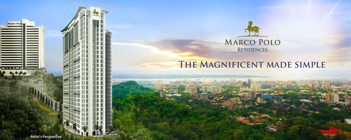 MarcoPolo 3 bed 2 bath Luxury Condo - Cebu City - Kondominium