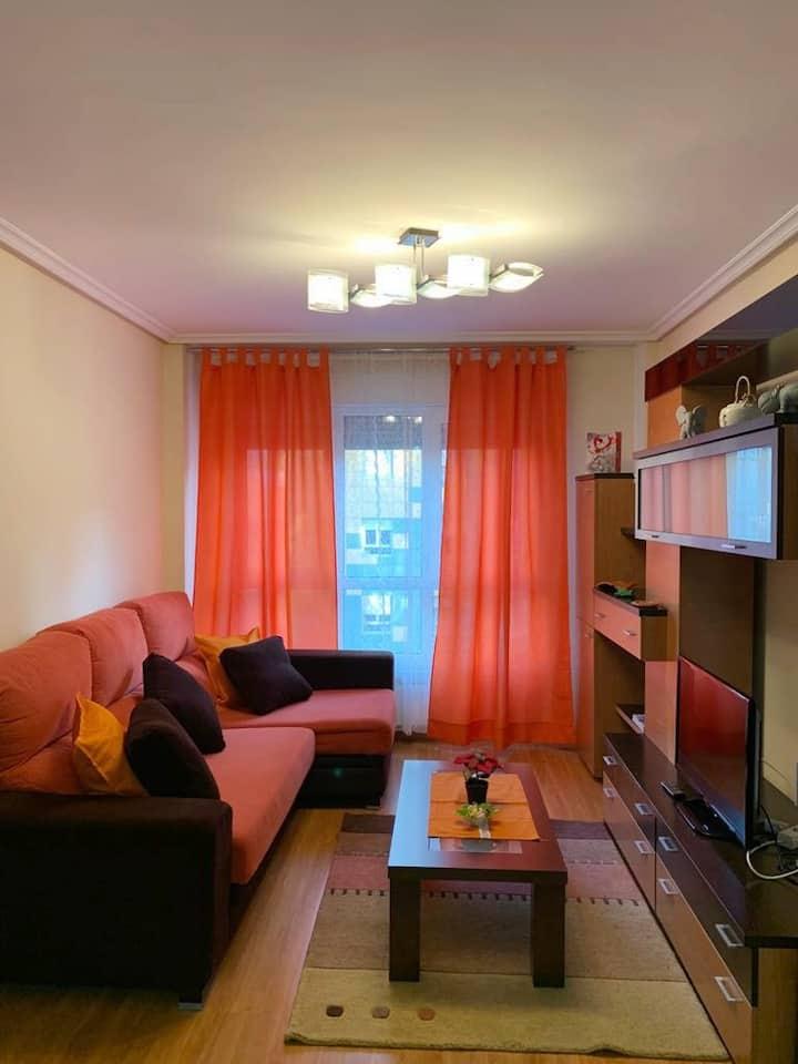 Apartamento Mota Los Prados-2. GARAJE GRATIS.