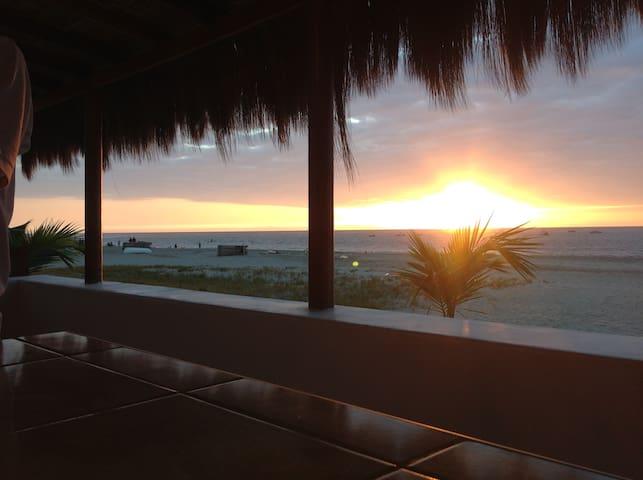 Casa de Playa en balneario Punta Sal - Punta Sal
