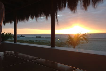 Casa de Playa en balneario Punta Sal