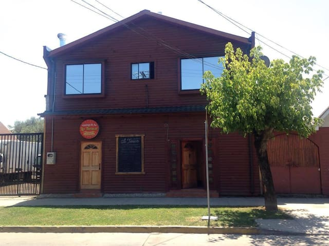Habitaciones privadas en Hostal (Chillán) - Chillan - Asrama