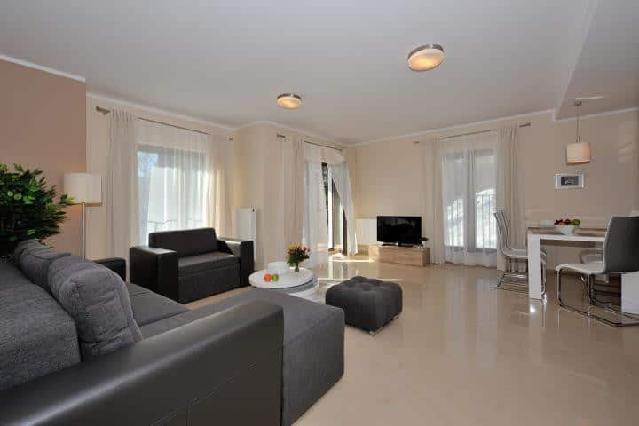 Apartment 5 bed, 2 rooms, 57 m2, mounatin view