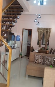 UptownHill : Sunny, family-friendly apartment - Tagbilaran - Wohnung