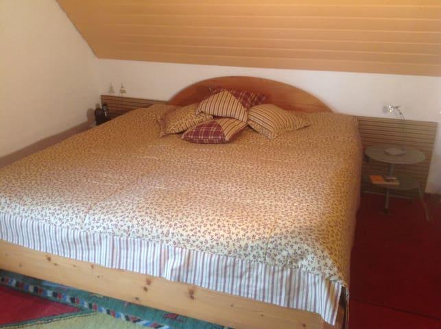 Schönes Zimmer in Landshut Berg - Landshut - Dom