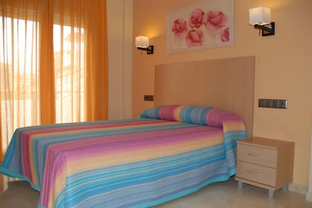 Apartamentos Turísticos ALTAI - Cártama - อพาร์ทเมนท์