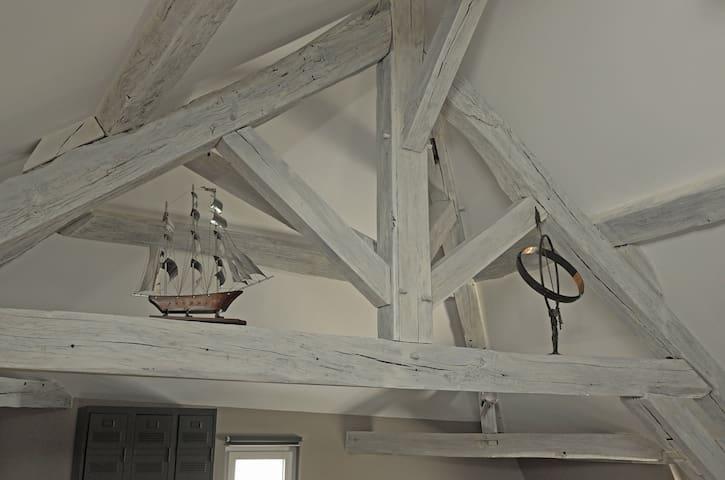 LE PETIT LOFT    studio gîte avec garage - Langres - Casa