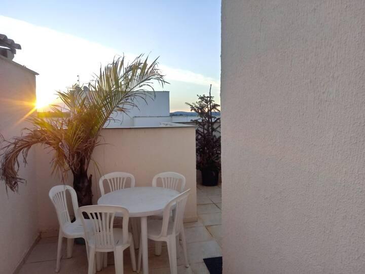 Cobertura duplex com linda vista em Lagoa Santa!!!