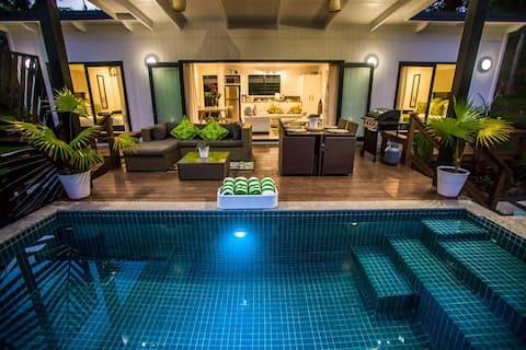 Tiarepuku Pool Villa - Rarotonga
