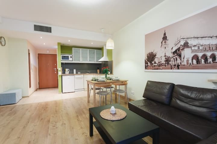 Excellent apt. close to the Main Square | P30 - Cracòvia - Pis