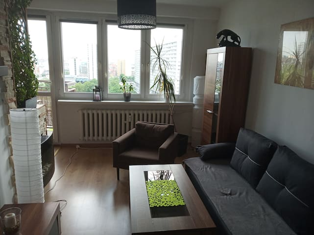 Katowice centrum - great view apartment
