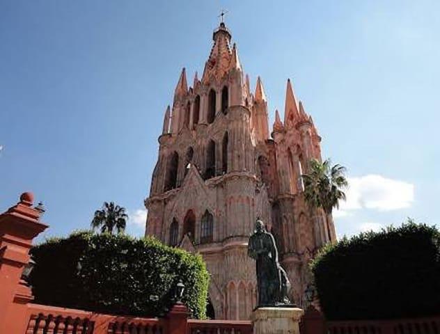 Tranquila y confortable casita - San Miguel Allende  - Дом