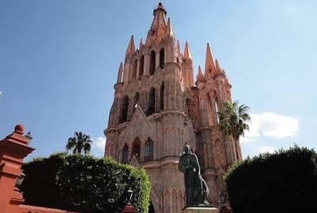 Tranquila y confortable casita - San Miguel Allende