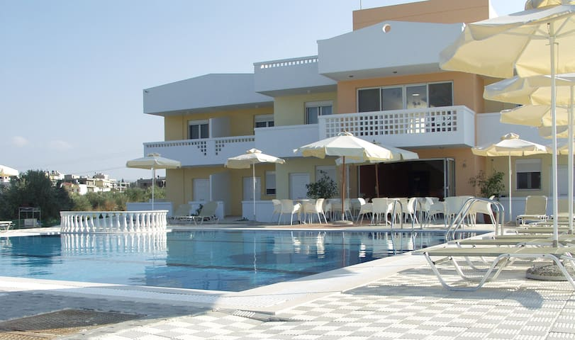 Apartments in Amudara Heraklio Crete