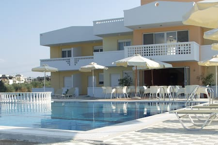 Apartments in Amudara Heraklio Crete - Appartement
