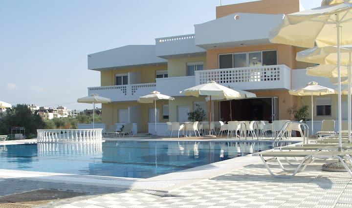 Apartments in Amudara Heraklio Crete