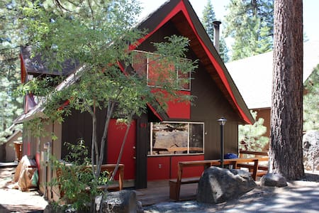 The Red Cabin at Incline Crest - Incline Village - Cabin