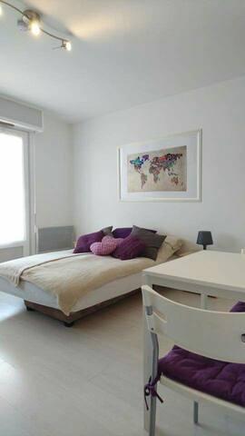 Charmant studio proche centre-ville - Avignon - Apartment