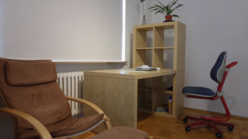 Cozy lift apartment with stadium - Konstanz - Daire