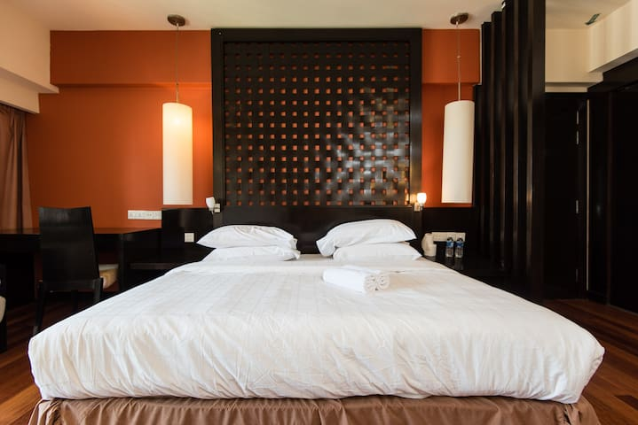 Resort Suites in Bandar Sunway