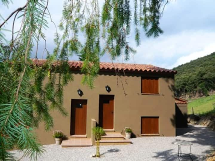Una casa con vistas y gran tranquilidad enMontseny