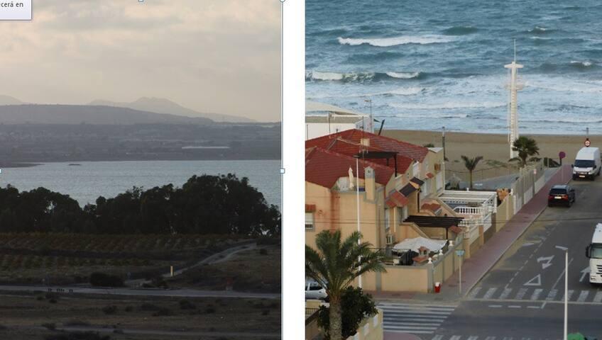 Apartamento playa-Salinas de la Mata.NºVT-460609-A