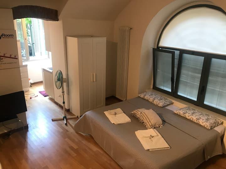 MyRoom10- appartamento in città alta