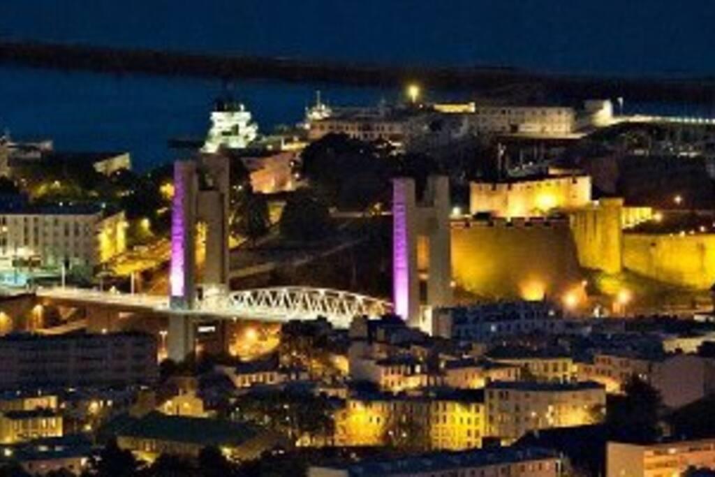 Brest la nuit