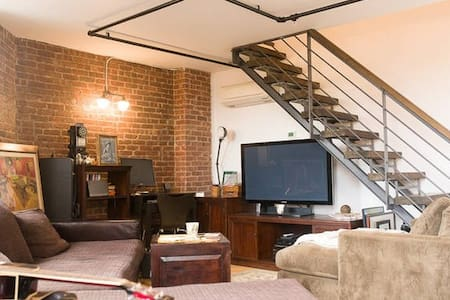 Incredible Converted Loft w/ Private Bath - Brooklyn - Loft