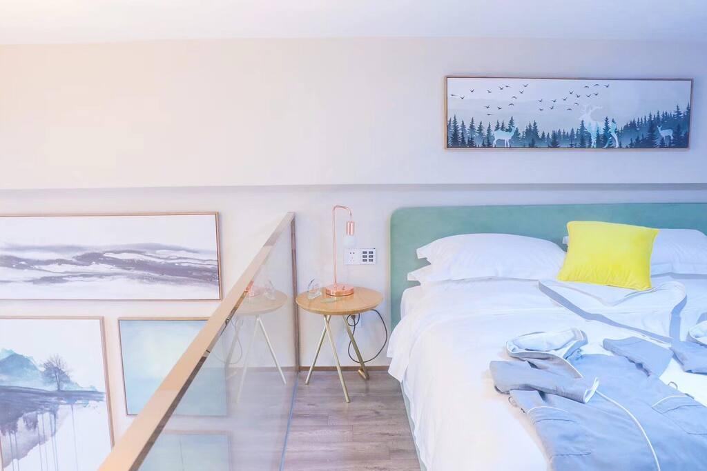 卧室与空间的多维感受