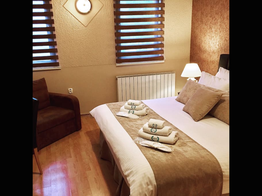 Our Beautiful Deluxe Double Room