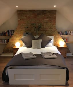 Master Bedroom In Heart Of Oxford - Oxford - House