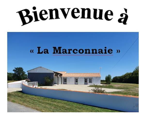 Gîte à La Barre de Monts/Fromentine