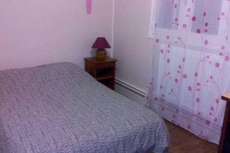 bienvenue chez Emilie et Sébastien - Appartement