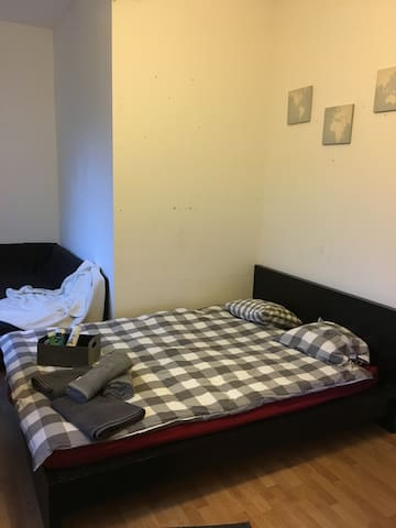 Cozy room in shared flat. - Salzburg - Apartament