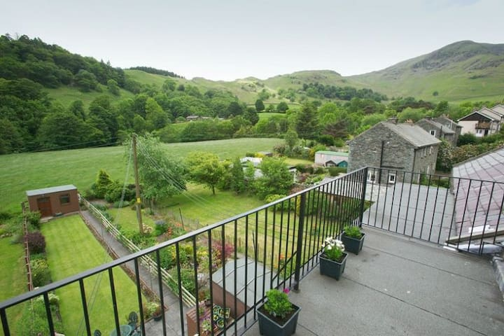 Cosy cottage in the heart of the Lake District - Glenridding - Talo