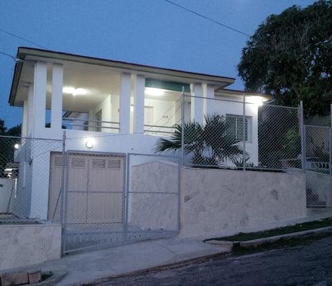 Villa Ada in Guanabo Beach, Havana del Este, Cuba