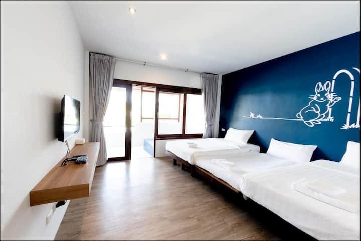 Nice Triple Room at Kocchira