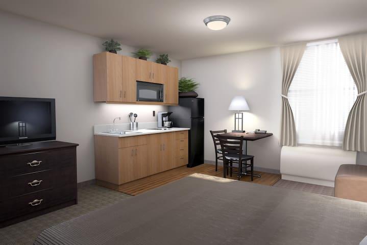 Aptel Studio Suites