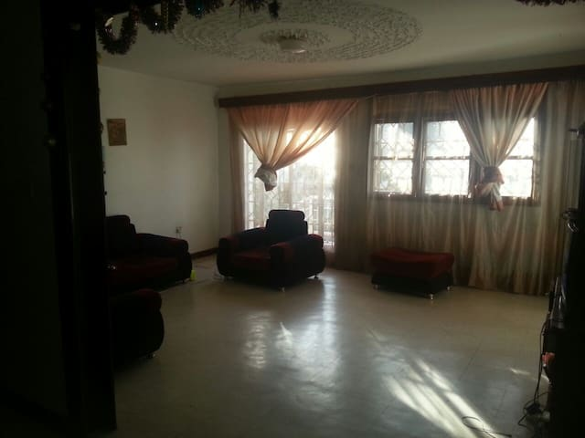 Amazing View of Kampala ,Serene.2 single bedrooms - Kampala - Bungaló