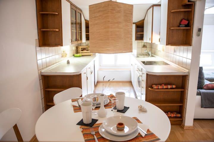 One Bedroom Apartment L&M in beautiful Piran