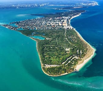 Key Biscayne Island Beach Retreat - 比斯坎湾(Key Biscayne) - 公寓