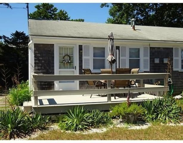 Great Central Cape Cod Location! A/C & Wi-Fi - Dennis