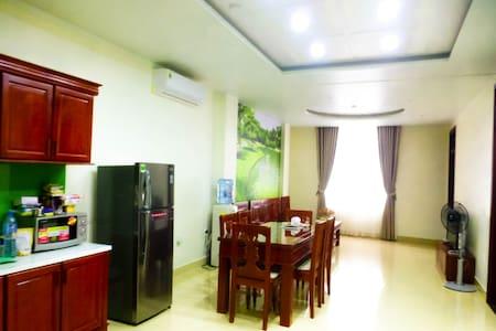 Spacious apartments for rent Quan Toan, Hai Phong
