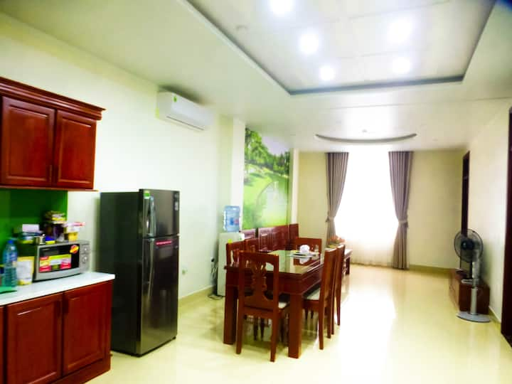 Spacious apartments for rent Quan Toan, Hai Phong