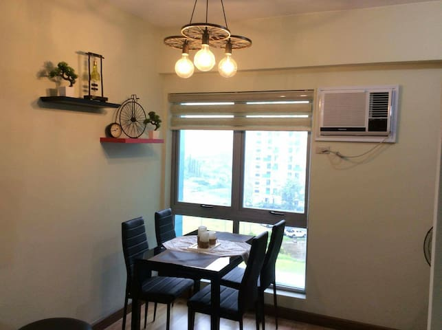 A studio type condo fully furnished - Muntinlupa