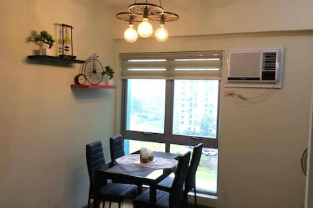 A studio type condo fully furnished - Muntinlupa - (ไม่ทราบ)