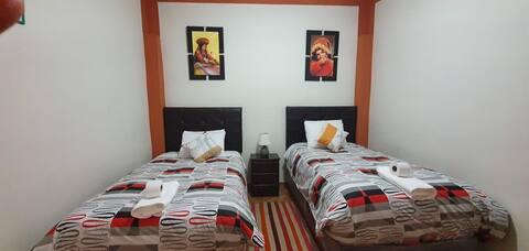 Alojamiento cómodo en Ollantaytambo